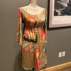 Uncle Frank Women's Size XS Smock Dress